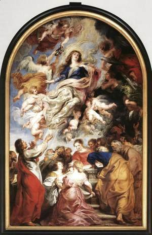 Rubens - Assumption of the Virgin 1626