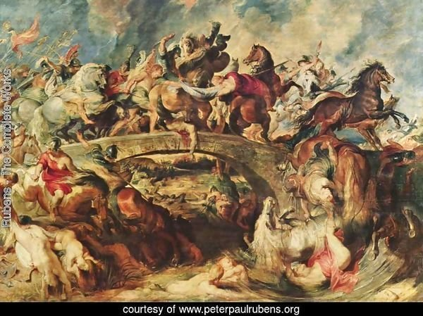 Battle of the Amazons 1618