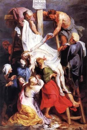 Rubens - Descent from the Cross 1616-17