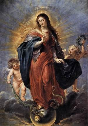 Rubens - Immaculate Conception c. 1628