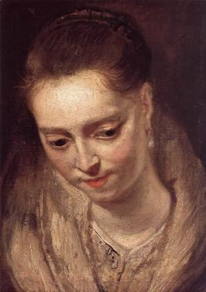 Rubens - Portrait of a Woman