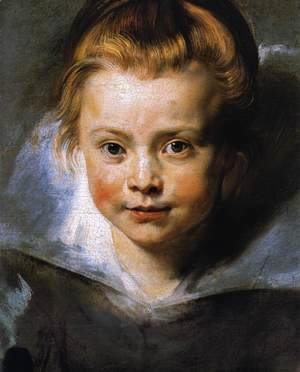 Portrait of a Young Girl 1615-16