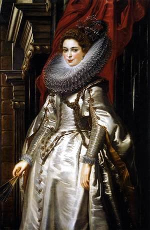 Rubens - Portrait of Marchesa Brigida Spinola Doria 1606