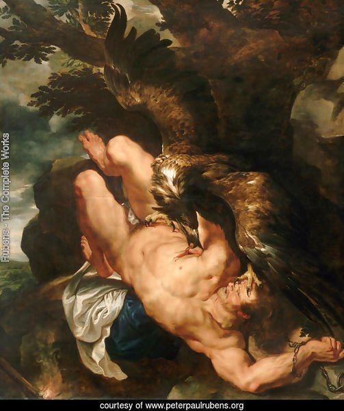 Prometheus Bound 1610-11