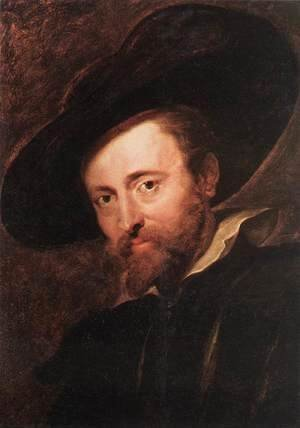 Rubens - Self-Portrait 1628-30