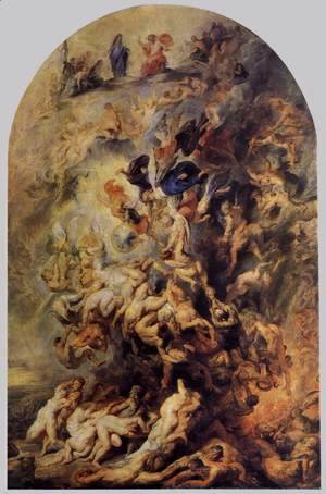 Rubens - Small Last Judgement