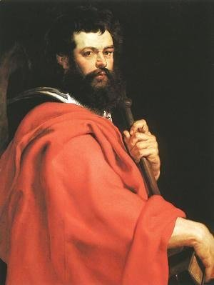 Rubens - St James the Apostle 1612-13