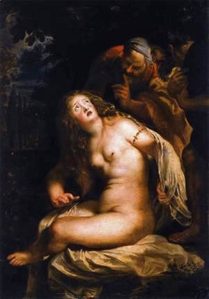 Rubens - Susanna and the Elders 1607-08