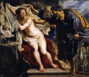 Rubens - Susanna and the Elders 1609-10