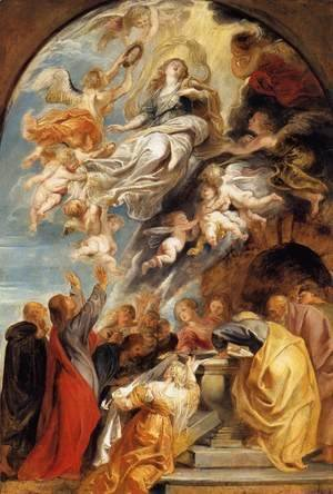 Rubens - The Assumption of Mary 1620-22