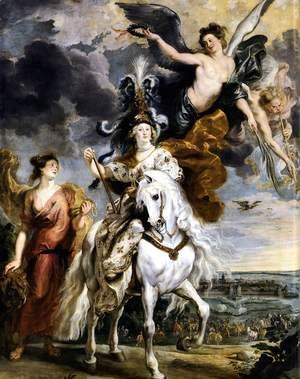 Rubens - The Capture of Juliers 1622-25