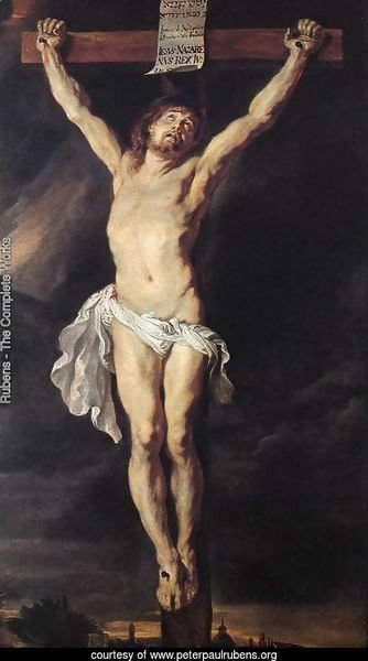 The Crucified Christ 1610-11
