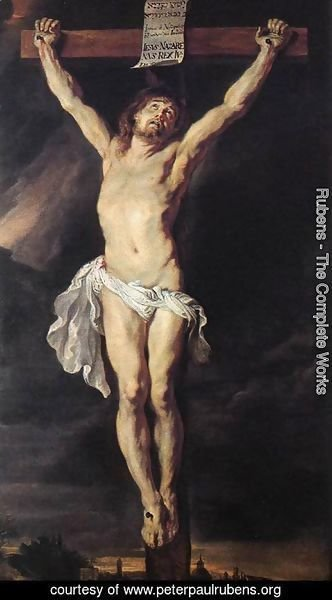 Rubens - The Crucified Christ 1610-11
