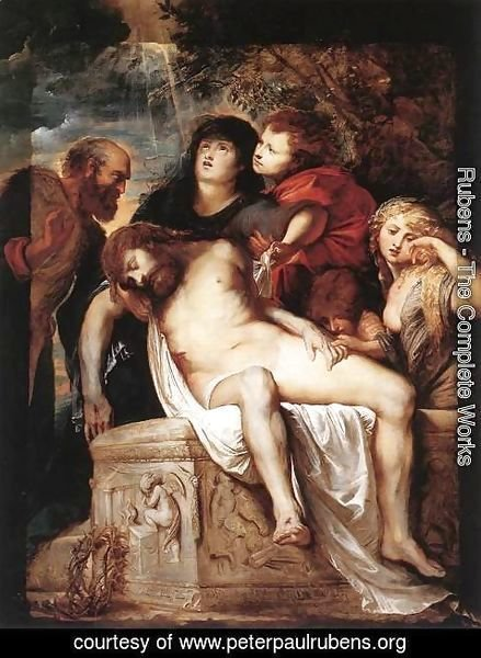 Rubens - The Deposition 1602