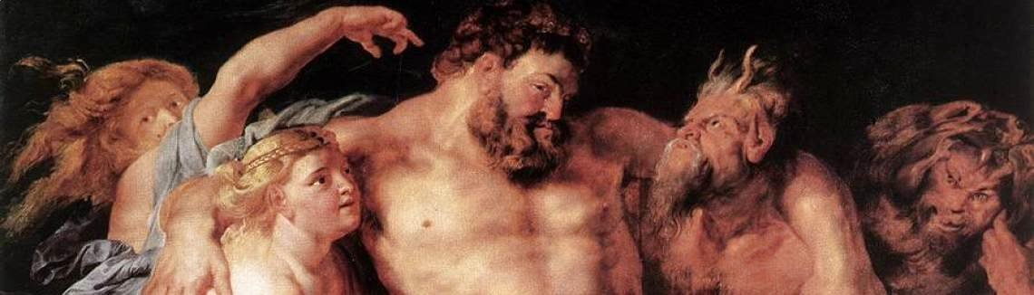 Rubens - The Drunken Hercules c. 1611