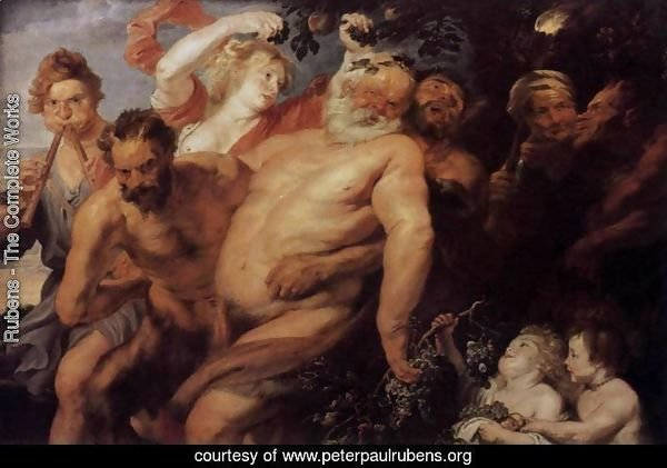 The Drunken Silenus c. 1620