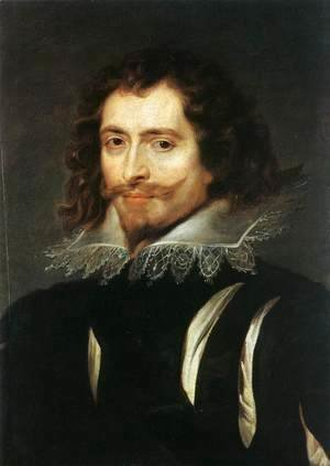 Rubens - The Duke of Buckingham c. 1625