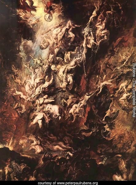 The Fall of the Damned c. 1620