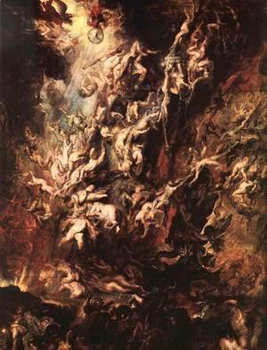 Rubens - The Fall of the Damned c. 1620