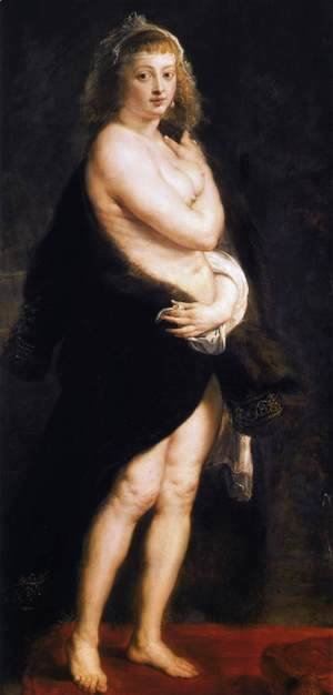 Rubens - The Fur (`Het Pelsken`) 1630s