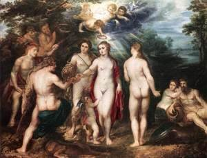 Rubens - The Judgment of Paris c. 1625