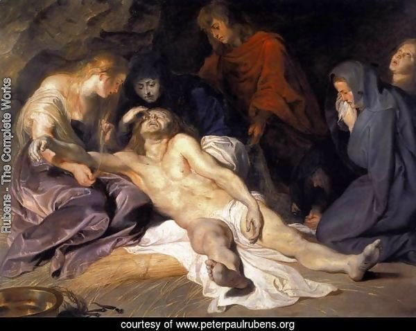 The Lamentation 1614