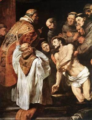 Rubens - The Last Communion of St Francis 1619
