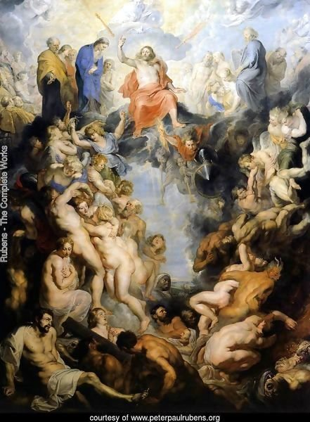 The Last Judgement 1617