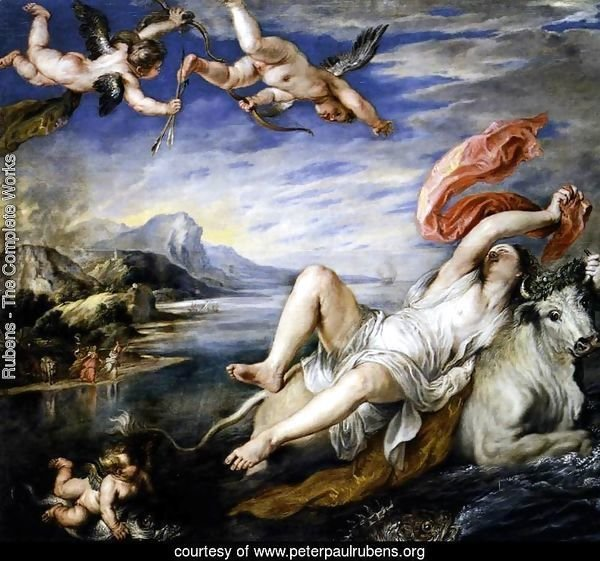 The Rape of Europa c. 1630