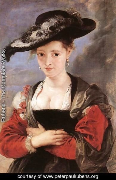 Rubens - The Straw Hat c. 1625