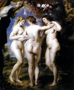 The Three Graces 1639