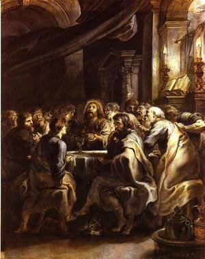Rubens - The Last Supper