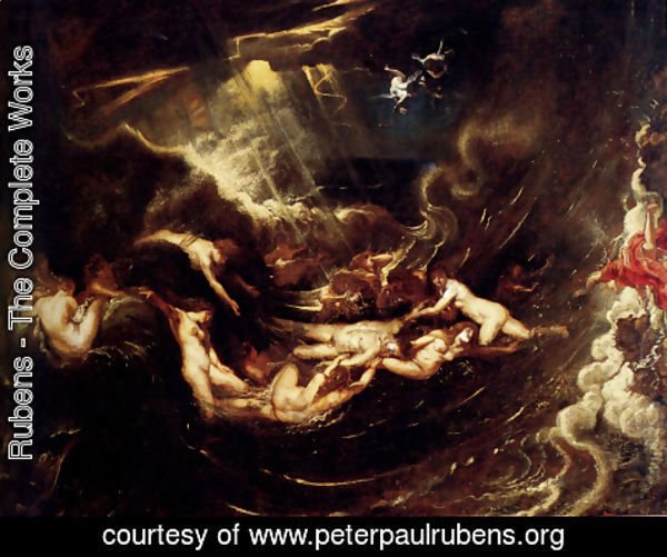 Rubens - Hero And Leander