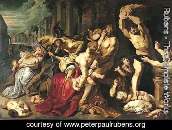 Rubens - Massacre of the Innocents