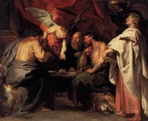 Rubens - The Four Evangelists