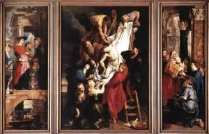Rubens - Descent from the Cross 1