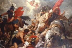 The Conversion of St. Paul, Rubens