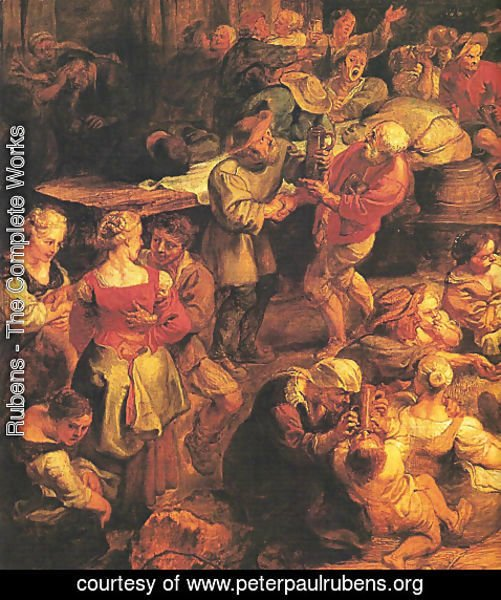 Rubens - The Karmesse