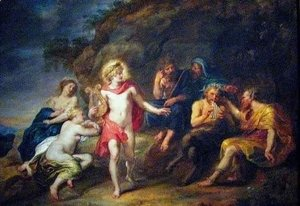 Rubens - The Judgment of Midas