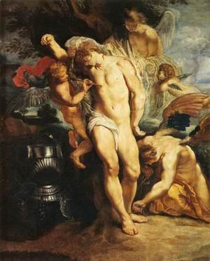 Rubens - The Martyrdom of St Sebastian