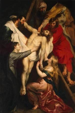 Rubens - Descent from the Cross 3