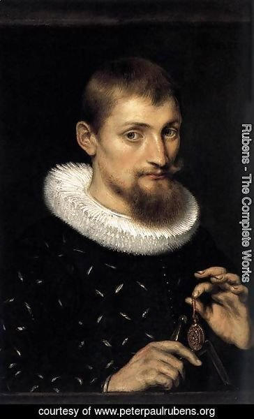 Rubens - Portrait of a Young Scholar 2