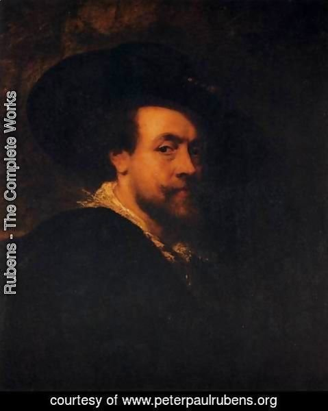 Rubens - Self-Portrait with a Hat