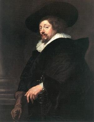 Rubens - Self-Portrait 2