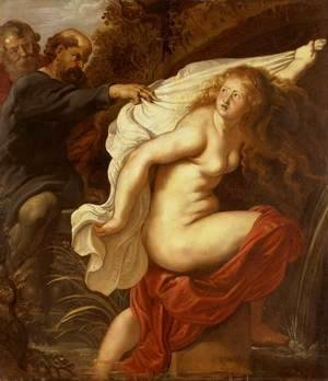 Rubens - Susanna and the Elders