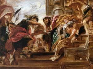 Rubens - The Meeting of Abraham and Melchisedek