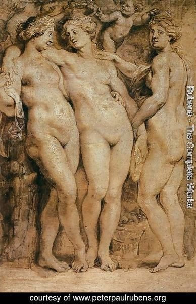 Rubens - The Three Graces