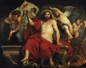 Rubens - Christ Triumphant over Sin and Death 1615 1622