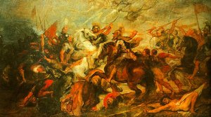 Rubens - Henry IV at the Battle of Ivry