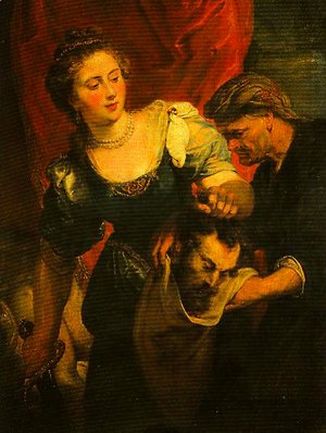 Rubens - Judith with the Head of Holofernes